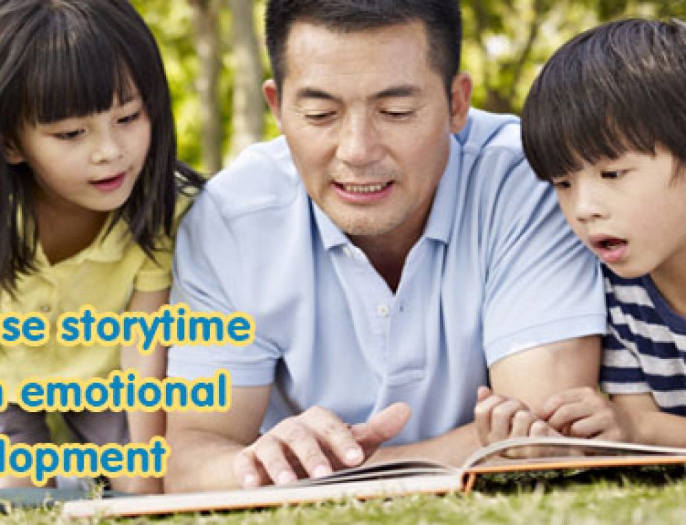 How To Use Storytime To Teach Emotional Development